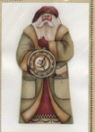 2008-013 Saint Nick of Time Ornament