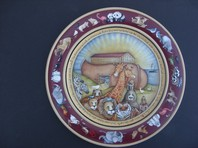 2012-04 Faith Times Two Plate