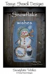 Snow flake wishes